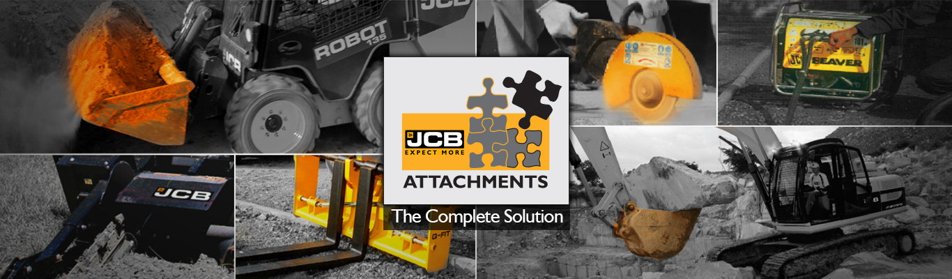 JCB Attachments Kochi