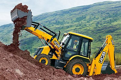 JCB Backhoe Loaders Kochi