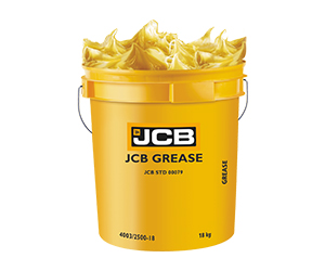 JCB Genuine Oils
